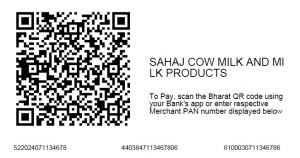 Sahaj QR Code